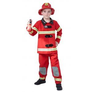 Déguisement de pompier (11-14 ans)