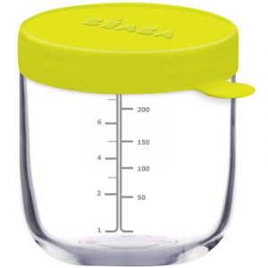 Beaba Portion - Pot de conservation en verre 250 ml