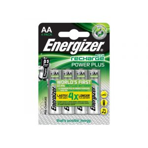 Energizer Piles rechargeables LR06/AA Accu Recharge Power Plus