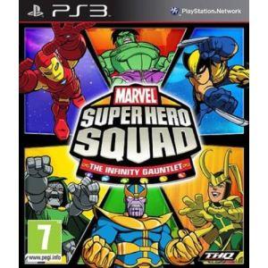 Marvel Super Hero Squad : Le Gant de l'Infini [PS3]