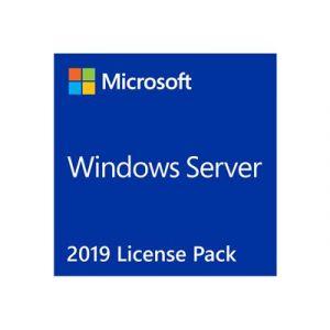 Windows Server 2019 - Licence - 5 licences d'accès client utilisateurs - OEM - anglais [Windows]