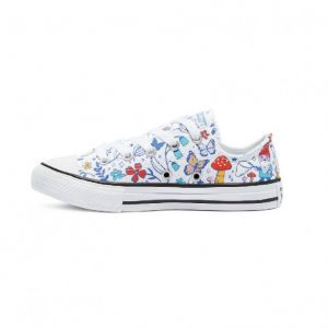 Converse Basket CHUCK TAYLOR ALL STAR BUTTERFLY LOW TOP Junior