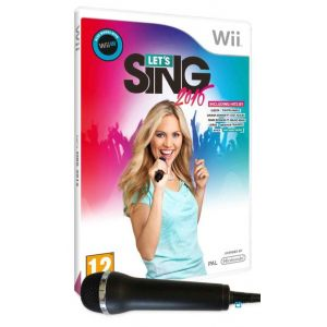 Let's Sing 2016 : Hits Internationaux + 1 Mic [Wii]