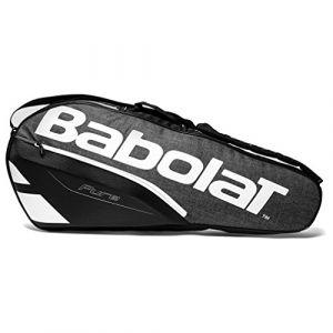 Babolat RH x 3 Pure pochettes pour raquettes de tennis, Mixte Adulte, Gris, Taille unique