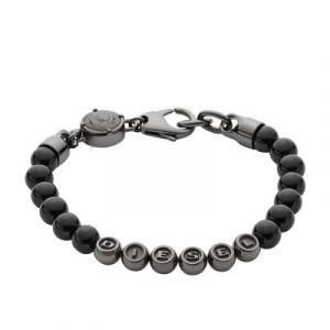 Diesel Bracelet Homme Foundry Noir