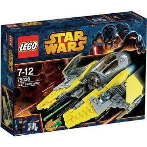 Lego 75038 - Star Wars : Intercepteur Jedi