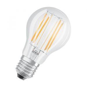 Osram Ampoule LED E27 standard claire 8,5 W équivalent a 75 W blanc chaud dimmable variateur
