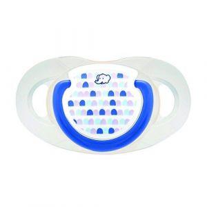 Bébé Confort 2 sucettes Maternity Dental Safe en latex 0-6 mois