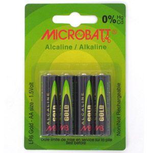 Nx Pile alcaline blister LR06 AA NX 1.5V