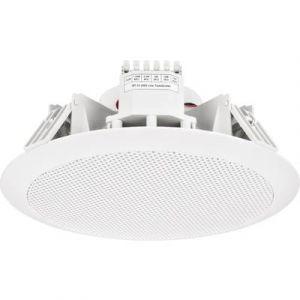 Monacor Haut-parleur ELA encastrable EDL-158 15 W blanc 1 pc(s)
