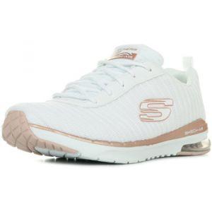 Skechers Air - Infinity Blanc/Rose Dore Textile
