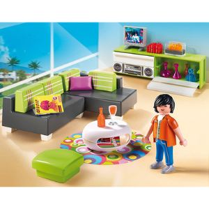 Playmobil 5584 City Life - Salon moderne