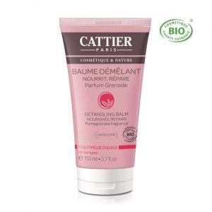 Cattier Baume démêlant - Nourrit et répare, parfum grenade