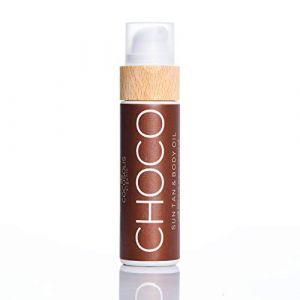 Cocosolis Choco Suntan & Body Oil Cacao