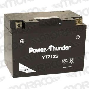 Power Thunder Batterie YTZ12S GEL