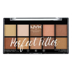 NYX Cosmetics Perfect Filter Shadow Palette
