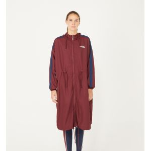 FILA Ellie Long Jacket tawny port