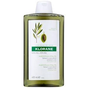 Klorane Shampoing Epaisseur & Vitalité à l'extrait d'Olive - 400 ml