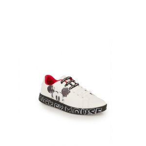 Desigual Baskets basses COSMIC MICKEY MOUSE Blanc - Taille 37,38,39
