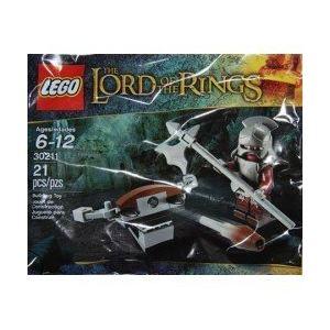 Lego 30211 - Le seigneur des anneaux : Uruk Hai avec Ballista