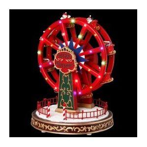 Grande roue lumineuse et musicale Lilio