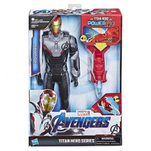 Hasbro Figurine Power Pack 30 cm - Avengers Endgame - Iron Man