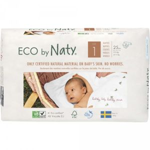 Eco by Naty Couches écologiques T1-2-5 kgs