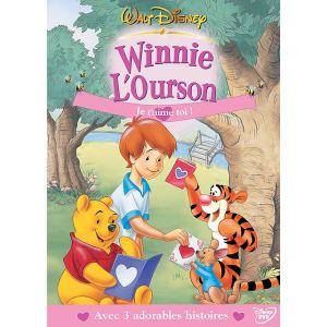 Winnie L'ourson : Je T'aime Toi !