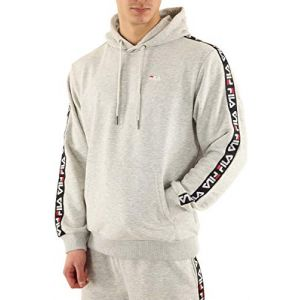 FILA David Tape Hoodie, Sweat-shirt - S