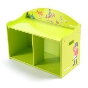 Playmobil Banc de jeu et de rangement : La Ferme