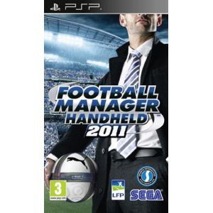 Football Manager 2011 [PSP]