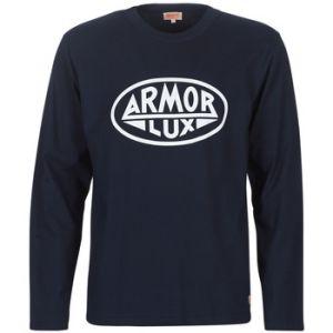 Armor Lux T-shirt JEAN bleu - Taille XXL,S,M,L,XL