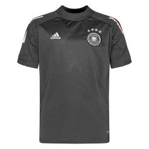 Adidas Maillot - Allemagne tr jsy 20 - Gris Junior 14 ANS