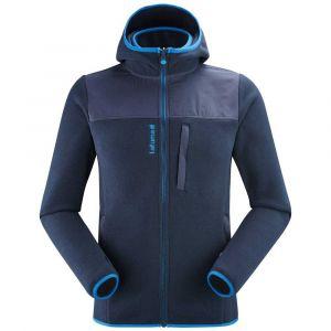 Lafuma Silken F-Zip M Veste Polaire Homme, Eclipse Blue/Bright Blue, FR (Taille Fabricant : XL)