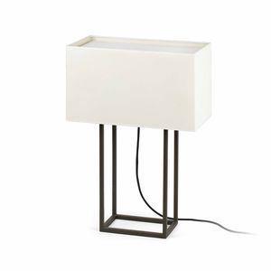 Faro Lampe de bureau Vesper 2 x E27 20 W
