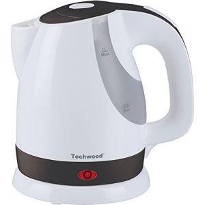 Techwood TB-1016 - Bouilloire électrique sans fil 1 L