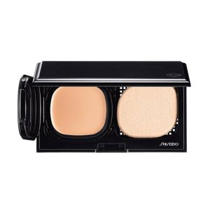 Shiseido Hydro-Liquid Compact Essentiel (recharge) O40 Naturel Ocre Carnation - Teint lumineux et naturel SPF 10