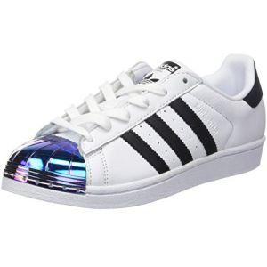 Adidas Superstar MT W, Blanc (Ftwbla/Negbás / Supcol 000), 36 2/3 EU