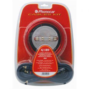Phonocar Kit de câbles et accessoires