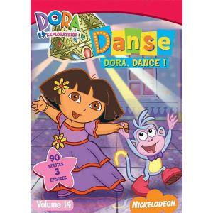Dora l'exploratrice - Volume 14 : Danse Dora danse