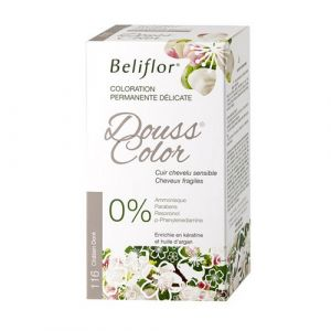 Beliflor Douss Color 116 Chatain Doré - Coloration permanente délicate