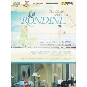 Puccini : La Rondine (Théatre De La Fenice, 2008)