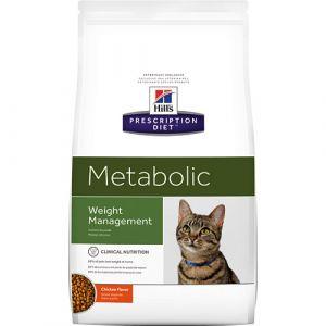 Hill's Prescription Diet Metabolic feline - Sac 8 kg