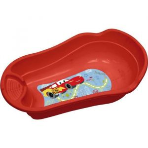 Room Studio Baignoire Disney Cars
