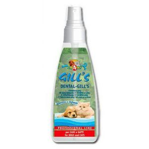 Croci Nayeco Spray Dentifrice Pour Chiens Et Chats Gill`s 100 Gr