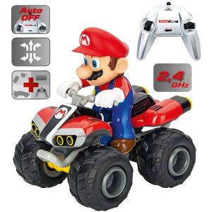 Carrera Voiture radiocommandée Mario Kart 8 (1/20ème)