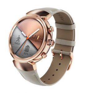 Asus Zenwatch 3 - Montre connectée sous Android Wear