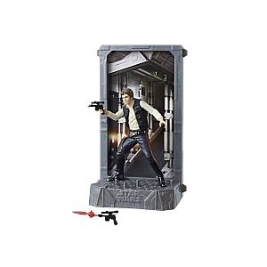 Hasbro Figurine Star Wars Black Series Episode 4 Han Solo