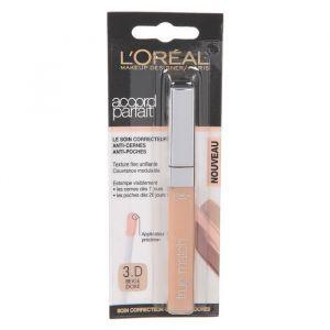 L'Oréal Accord Parfait - Soin correcteur Touche Magique 3D/W Beige Doré