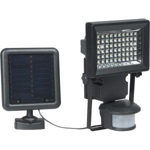 Duracell Projecteur sécurité extérieur Solaire detecteur de mouvement 400 lumens
